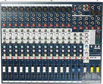 Музбазар Soundcraft EFX12 в прокат