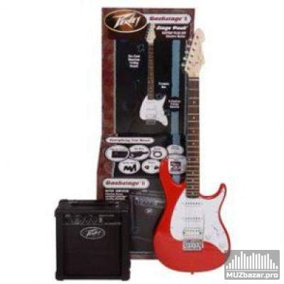 Peavey Raptor Plus Stage Pack RED